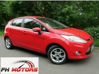 Part ex - Stunning 2012 Ford Fiesta 1.25 zetec with only 52k miles - fsh - FINANCE AVAILABLE