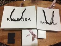 2 Sets Pandora box and bags