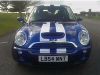 2005 Mini Cooper S 1.6 supercharger Excellent car Drives really good...1 year mot