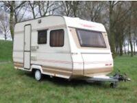 WANTED- a cheap oldish caravan.