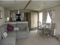 Sited Static 6 Berth Caravan For Sale, South West Wales, Near Gower