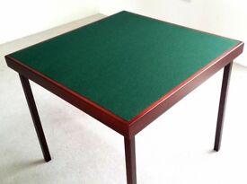Card / Bridge table