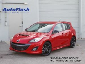 2013 Mazda Mazdaspeed3 SPEED! * M6 * 263hp! * 2.3L Turbo * Rare!