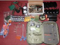 Carp Fishing complete setup - ESP, Wychwood, JRC, Free Spirit etc - top quality