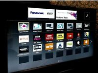 "Sold! PANASONIC VIERA TX-40DS500B Smart 40"" LED TV. 1 year GUARANTEE Only 240 (RRP-399 at Currys)"