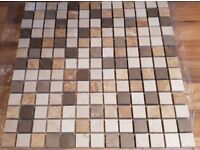 L'antic Colonial (Porcelanosa Group) Mosaico Brown Classico 29x29x1 (2.94 m2 - 35 sheets)