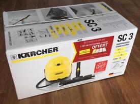 Karcher SC3 Steam Cleaner new unopened £80