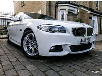 BMW 520D M SPORT STEP AUTO (2011) ***SAT NAV - IMMACULATE - RARE COMBINATION*** 1 YEARS MOT