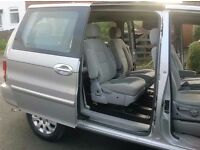 Kia Sedona deisel 7 seater p/ex & swaps considerd,spares or repares look at are othr cars volvo mpv