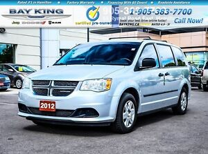 2012 Dodge Grand Caravan SE CANADA VALUE PACKAGE | REAR STOW N'G