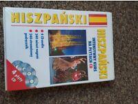 SPANISH FOR POLISH Zestaw do nauki języka Hiszpańskiego