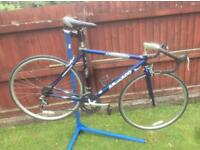 Ammaco Sport 3000 Racing Bike 22in Aluminium Frame Fully serviced ready to ride