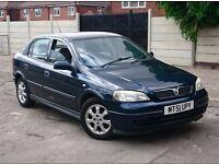 Vauxhall Astra 1.6 2001