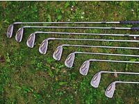 Ping i3 cavity back O-size R/H irons 3-SW