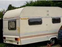 Caravan (spares or repairs/project)