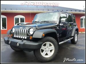 2011 Jeep Wrangler Unlimited Sport Trail Rated 4x4