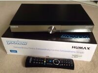 HD Digital TV Recorder - Humax DTR-T2000 500Gb YouView+