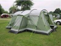 Outwell montana 6 man tent & With tent in Hampshire | Stuff for Sale - Gumtree