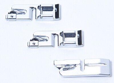 Brother SA126 7mm Narrow Hem Foot Create flat narrow hems on lightweight fabrics