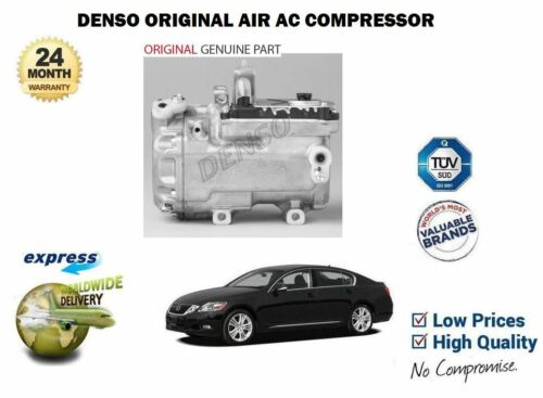 FOR LEXUS GS450H 2GR-FSE 2005-2008 NEW AC AIR COMPRESSOR 88370-30020