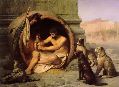 La bottega di Diogene