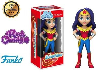 Super Hero Candy (Funko WONDER WOMAN Super Hero Funko Rock Candy Pop Figure Toy Collectible)