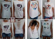 Cool T shirts -Men & Women- Redesign it and cut it for summer!!!! Kenmore Hills Brisbane North West Preview