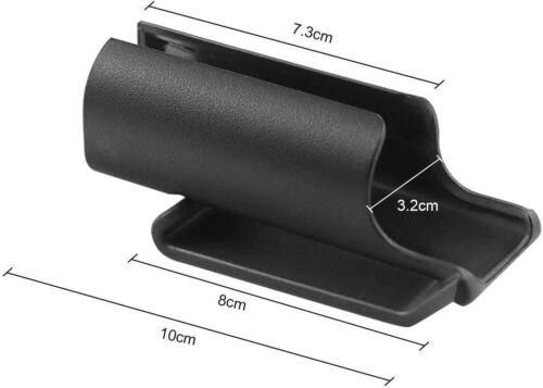 Clip-On Kydex Flashlight Holster for Fenix PD35 Olight Warrior mini, PowerTac M5