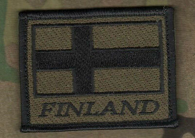 KANDAHAR JSOC SP OPS NINJA NETWORKED FLAG: Finnish Special Forces in Afghanistan (Special Ops Ninja)