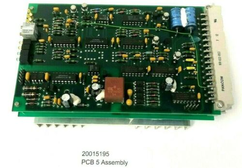 Philips BV300 C Arm 20015195 PCB 5 Assembly