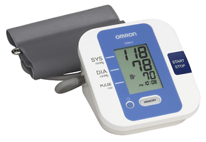 OMRON SEM-2 Blood Pressure Monitor with LARGE CUFF Melbourne CBD Melbourne City Preview