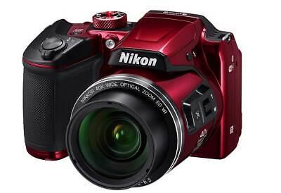 Nikon COOLPIX B500 16.0MP Bridge Digitalkamera Violett