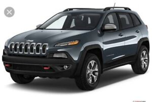 2017 Jeep Cherokee Trailhawk Leather +
