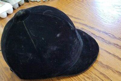 VINTAGE EQUISTAR ENGLISH HORSE RIDING HUNT CAP FOR -