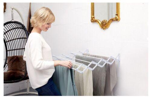Wandtrockner Scherentrockner 60  Wandwäschetrocker ausziehbar Wäscheständer