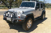 2010 JK Jeep Wrangler Unlimited Sport Loxton Loxton Waikerie Preview