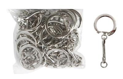 10 SCHLÜSSEL-Anhänger Schlüsselringe für Schrumpffolie-Figuren uvm. 51282b