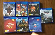 PS4 games for sale Wanguri Darwin City Preview