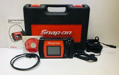 SNAP-ON BK6000 Borescope Video Inspection Scope Camera *PLEASE READ*