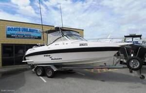 NORTH SHORE 650 CR EXCELLENT RIDING OFFSHORE HULL GREAT DECK Wangara Wanneroo Area Preview