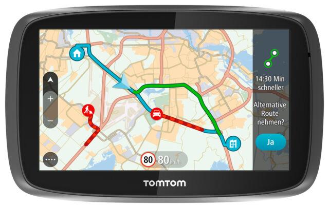 TomTom GO 610 World 6 Zoll Touch-Display weltweite Karten