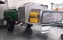 CAMPER TRAILER BY WILD BOAR CAMPERS WBC 2000 (DEMO MODEL ONLY) Brendale Pine Rivers Area Preview