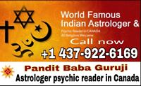 Best World famous palm reader in Mississauga