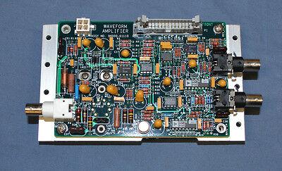 Thermo Finnigan Lcq Mass Spectrometer Waveform Amplifier Heatsink 96000-61110