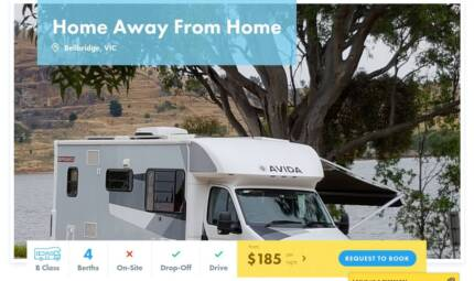 B Class FOR HIRE in Bellbridge from $185/night