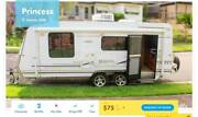 Caravan FOR HIRE in Kotara from $75/night Newcastle Newcastle Area Preview