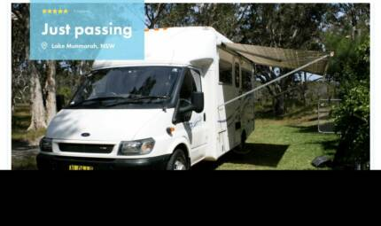 C Class FOR HIRE in Lake Munmorah from $130/night