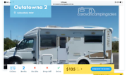 Motorhome FOR HIRE in Maitland area from $135/night [17666] Cameron Park Lake Macquarie Area Preview