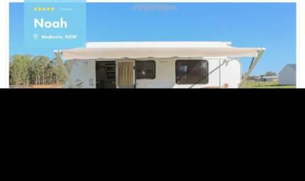 Caravan FOR HIRE in Medowie from $85/night