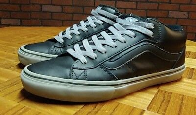 31dc21cca499 Vans Shoes Omar Hassan Lo Men s 10 Leather